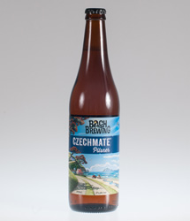Bach Brewing Czechmate Bottle