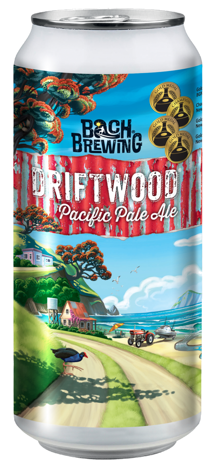 Driftwood Pacific Pale Ale