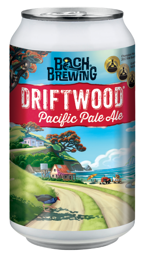 Driftwood 330ml can