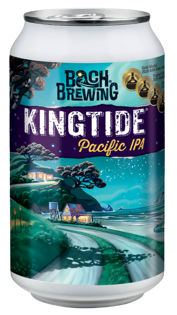 Kingtide 330ml can