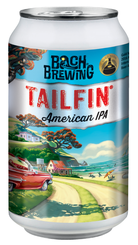 Tailfin 330ml can